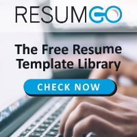 ResumGO.com - The Free Resume Template Library